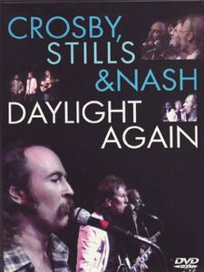 Crosby, Stills & Nash. Daylight Again - DVD
