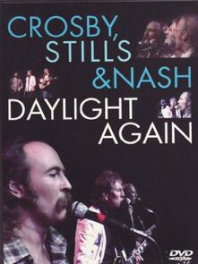 Crosby, Stills & Nash. Daylight Again - DVD
