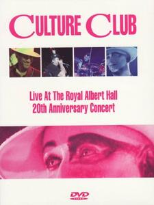 Culture Club. Live At The Royal Albert Hall. The 20th - DVD