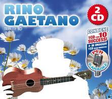 Tribute to Rino Gaetano - CD Audio