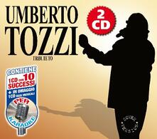 Tribute to Umberto Tozzi - CD Audio