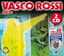 Tribute to Vasco Rossi - CD Audio