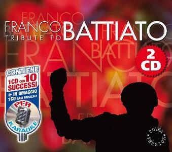 Tribute to Franco Battiato - CD Audio