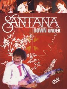 Santana. Down Under - DVD