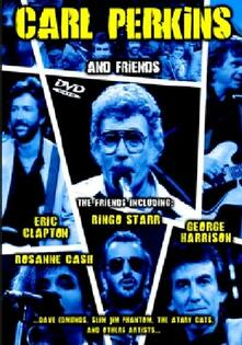 Carl Perkins & Friends - DVD