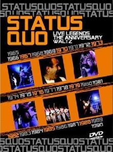 Status Quo. Live Legends The Anniversary - DVD