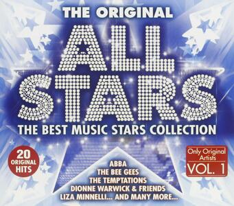The Original All Stars vol.1 - CD Audio