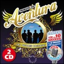 Tribute to Aventura - CD Audio