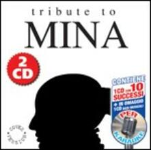 Tribute to Mina - CD Audio