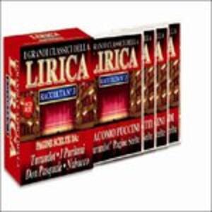 I grandi classici della lirica 3 - CD Audio