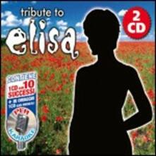 Tribute to Elisa - CD Audio
