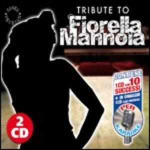 Tribute to Fiorella Mannoia - CD Audio