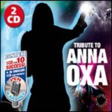 Tribute to Anna Oxa - CD Audio