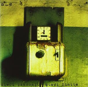 10 Canzoni Quasi Finite - CD Audio di Ale
