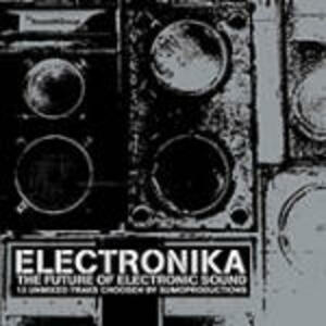 Electronika: The Future of Electric Sound - CD Audio