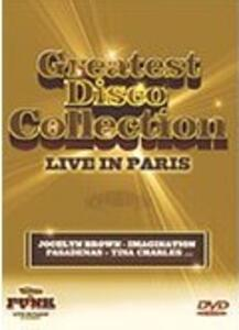 Greatest Disco Collection. Live In Paris - DVD