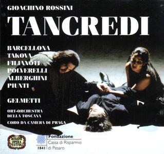 Tancredi - CD Audio di Gioachino Rossini
