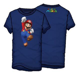 T-Shirt Supermario Jumping
