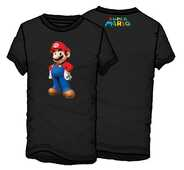 Idee regalo T-Shirt Supermario Fashion & Building