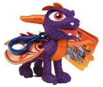 Skylanders Peluche a Clip Spyro - 2