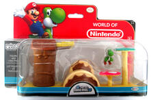 Micro Figure Nintendo Playset Yoshi