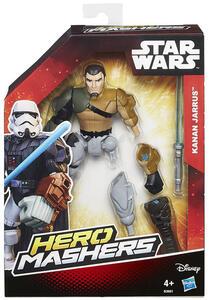 Figure Star Wars Hero Mashers. Kanan Jarrus - 2