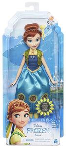 Giocattolo Disney Fashion Doll Frozen Fever. Anna Hasbro