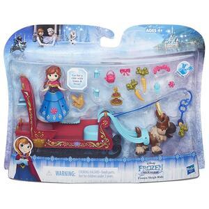 Frozen Small Doll Playset Sleight Ride - 2