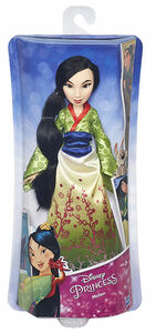Giocattolo Disney Princess Fashion Doll Mulan Hasbro 0