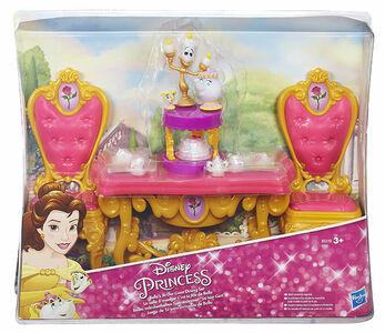 Giocattolo Disney Princess Scene Set Belle Hasbro