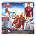 Giocattolo Figure Avengers Iron Man + Veicolo Hasbro 0