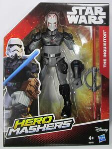 Action figure Inquisitor Hero Mashers Star Wars The Force Awakens