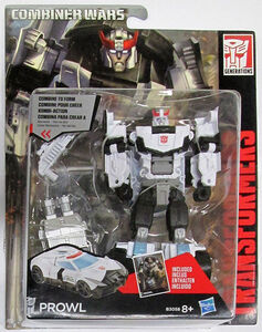 Giocattolo Action figure Deluxe Prowl Transformers Generations Legends Hasbro