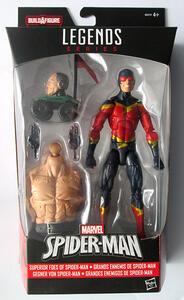Figure Marvel Legends Speed Demon