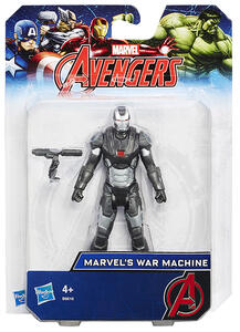 Figure War Machine 10cm - 2