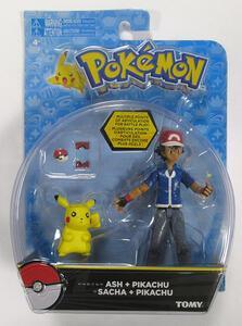 Figure Pokemon Ash+Pikachu - 2