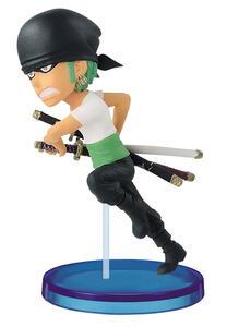 Action Figure One Piece Roronoa Zoro Collect.