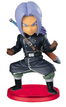 Action Figure SDragonBall H-Trunks Xeno coll.