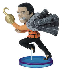 Action Figure One Piece. Sir Crocodile Coll.