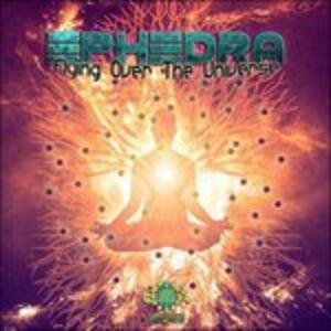 Flying Over the Universe - CD Audio di Ephedra