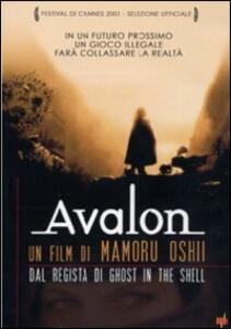 Avalon di Mamoru Oshii - DVD