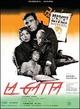 Cover Dvd La gatta