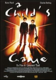 A Child's Game di Laurent Tuel - DVD
