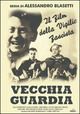 Cover Dvd Vecchia guardia