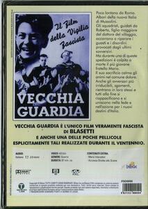 Vecchia guardia di Alessandro Blasetti - DVD - 2