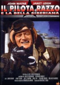 Il pilota razzo e la bella siberiana di Joseph Von Sternberg - DVD