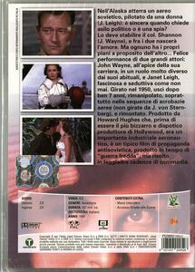 Il pilota razzo e la bella siberiana di Joseph Von Sternberg - DVD - 2