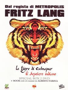 Fritz Lang (2 DVD) di Fritz Lang