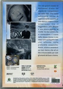 La strega rossa di Edward Ludwig - DVD - 2