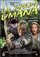Cover Dvd DVD La preda umana